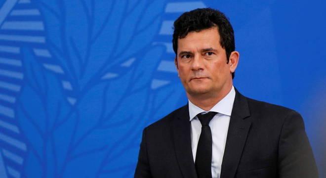 Na imagem, o ex-ministro da Justiça e Segurança Pública Sergio Mor