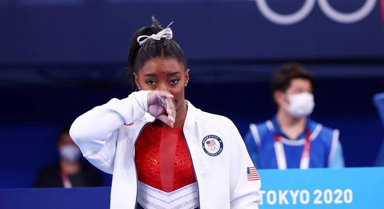 Atleta havia desabafado sobre pressão mesmo depois de sucesso nas classificatórias