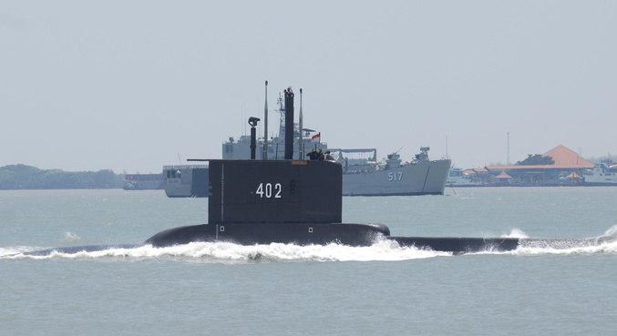 Submarino é encontrado e todos os 53 tripulantes a bordo estão mortos