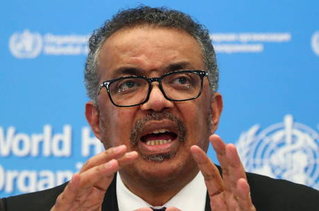 "Adhanom defende cuidados para ""retomada segura"""