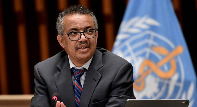 Diretor-geral defendeu a intensificação do sequenciamento genômico do vírus