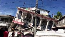 Sobe para 304 o número de mortos após forte terremoto no Haiti