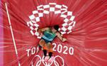 Tokyo 2020 Olympics - Athletics - Men's Pole Vault - Final - Olympic Stadium, Tokyo, Japan - August 3, 2021. Thiago Braz of Brazil in action REUTERS/Athit Perawongmetha