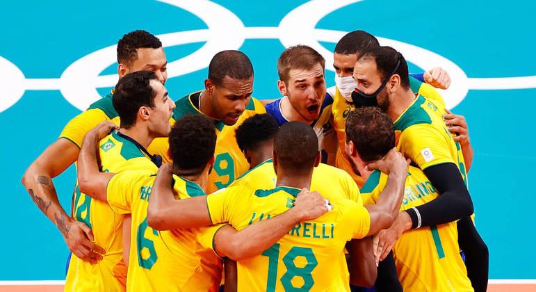 Em jogo histórico, Brasil venceu Argentina pela 2ª rodada do torneio; agora encara Rússia