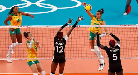 Brasil jogou com seriedade e venceu