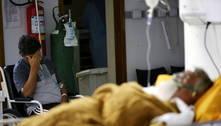 Com 2,4 mil mortes sábado, pais tem a pior semana da pandemia