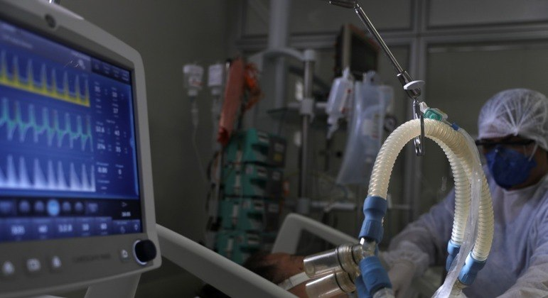 Remédios são essenciais para garantir a intubação de pacientes com covid-19