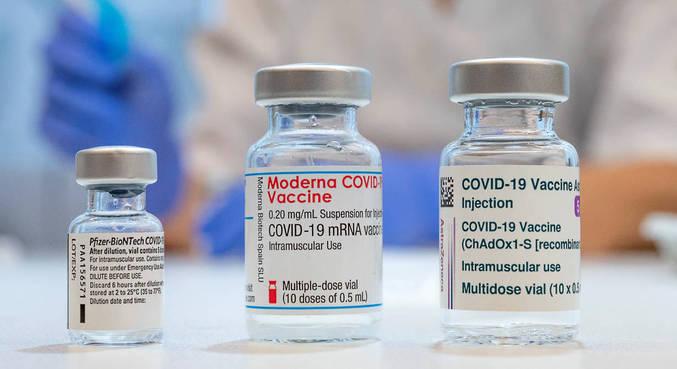 Países usam dez marcas diferentes de vacinas para covid-19