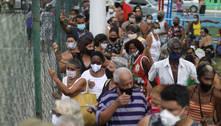 Número de vacinados contra covid no País chega a 8,7 milhões