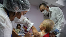 Embu das Artes (SP) inicia vacinação de idosos acima de 78 anos