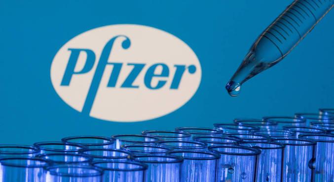 A vacina da Pfizer está sendo aplicada no Brasil