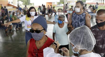 Atualmente, BH vacina pessoas com comorbidades