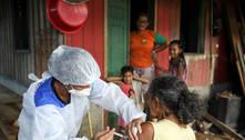Com mais de 2,5 milhões de doses, Brasil é 8º em ranking de vacinação