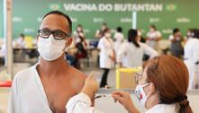 Governo de SP faz alerta sobre falsos cadastros para vacinação