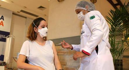 Secretário diz que vacinação no interior reflete em BH