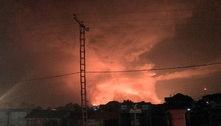 Vulcão entra em erupção no leste da República Democrática do Congo