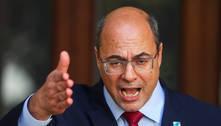 Alexandre de Moraes suspende interrogatório de Wilson Witzel