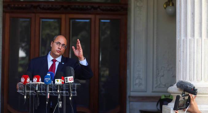 Tribunal aprovou o impeachment de Wilson Witzel por unanimidade
