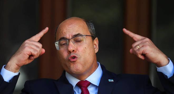 Wilson Witzel foi afastado do cargo de governador do Rio de Janeiro