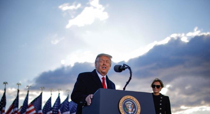 Defesa de Trump diz que processo de impeachment é inconstitucional