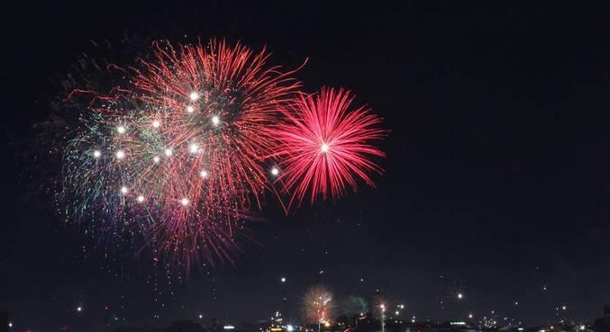 Réveillon: primeiro feriado do ano de 2021