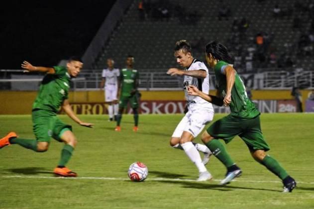 Revelado pelo Botafogo-SP, o atacante Wesley, de 23 anos, também jogou no sub-23 do Santos. Sem chances no Peixe, chegou ao Bragantino ano passado. Tem contrato até 2021.