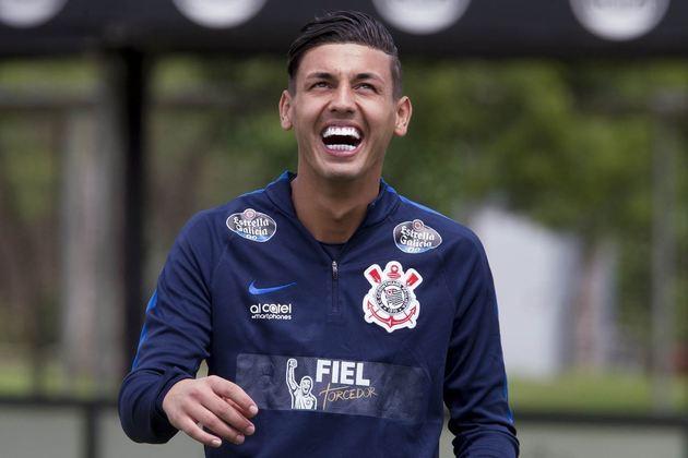 Revelado por Tite em 2015, o volante Marciel está emprestado ao Juventude até dezembro de 2020, mesmo período que termina seu acordo com o Corinthians.