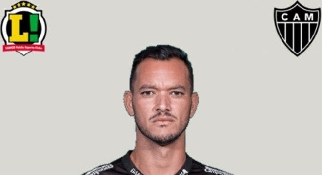 Réver - 6,0 - Manteve o Santos fora da grande área do Galo e fez bons cortes de cabeça.