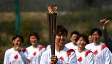 Japão confirma caso de covid-19 no revezamento da tocha olímpica