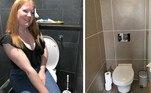A inglesaKatie Lewis assumiu para si uma tarefa um tanto estranha: encontrar o banheiro perfeito. Em seu perfil no Instagram (@KatieOnTheLoo), ela lista e faz reviews de banheiros por todo o país, levando em conta diversas categorias