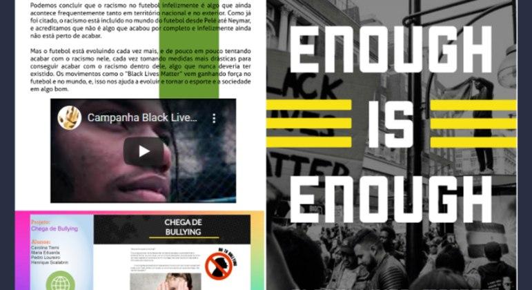 Primeira edição da revista eletrônica trata de temas como racismo e igualdade de gênero