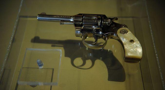 De mais de 50 mil homicídios, 78% foram com o emprego de armas de fogo