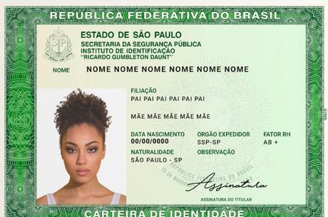 Versão digital do RG em São Paulo