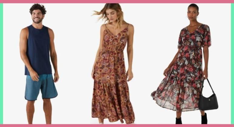 A Riachuelo está sempre trazendo novas tendências da moda para os casais