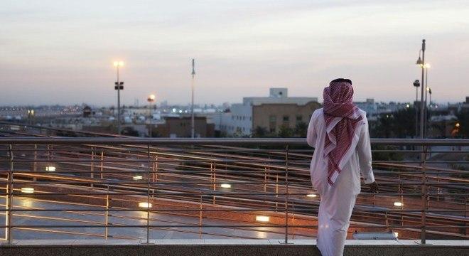 Riad, capital da Arábia Saudita, vem buscando a modernização