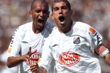Ricardinho atuou por Santos, Corinthians e São Paulo