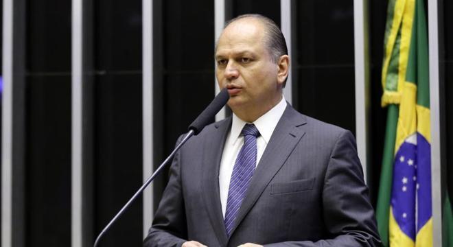 O líder do governo na Câmara, Ricardo Barros (PP-PR)
