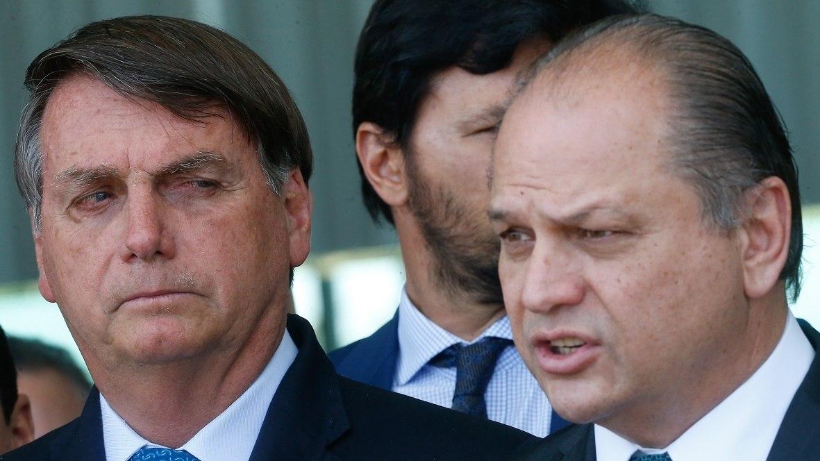 Parlamentares cobram fala de Bolsonaro sobre Ricardo Barros - Prisma - R7 R7 Planalto