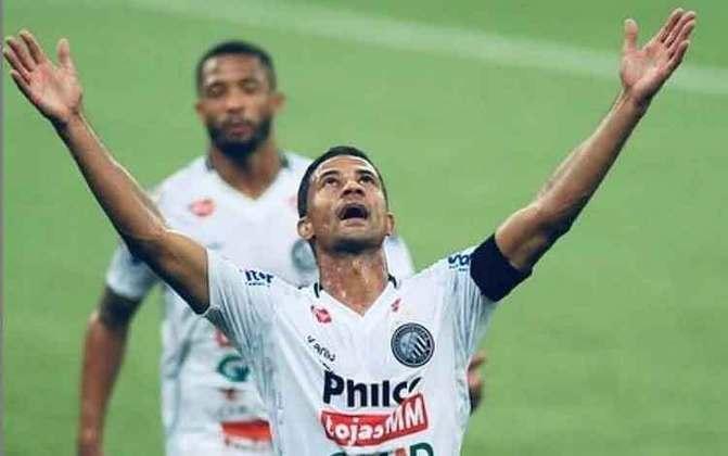 Ricardo Bueno - Operário-PR - Atacante - 33 anos