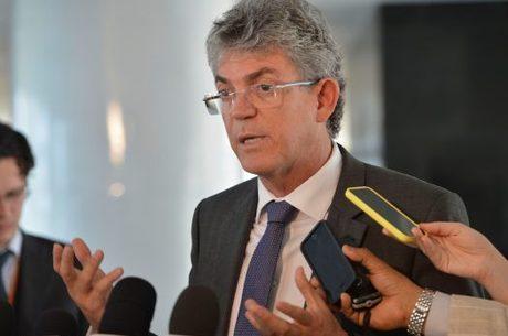 O ex-governador da Paraíba Ricardo Coutinho