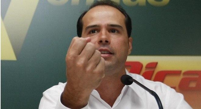 Ricardo Nunes foi preso em caráter temporário esta manhã.