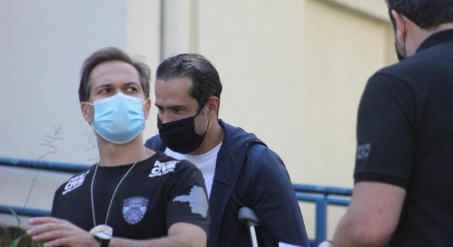 Ricardo Nunes foi preso nesta quarta-feira (8) em SP e transferido para BH