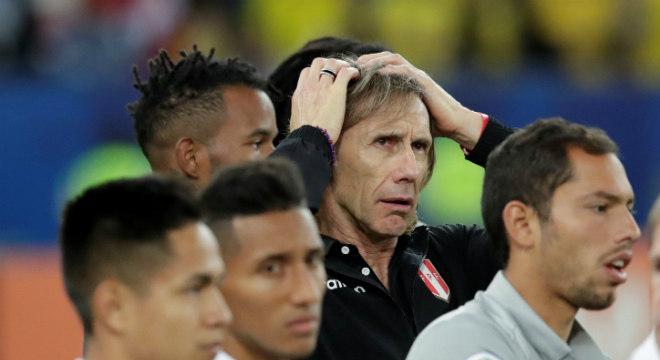 Ricardo Gareca é cotado para deixar seleção peruana após Copa América