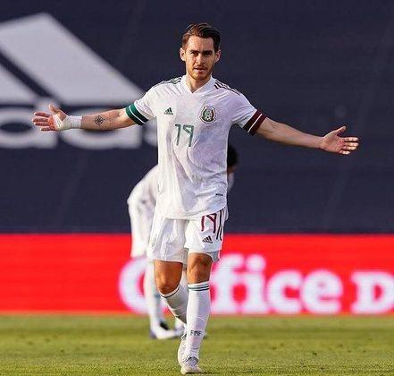 Ricardo Jesús Angulo: 24 anos – atacante – Deportivo Guadalajara (MEX) – Valor de mercado: 3 milhões de euros.