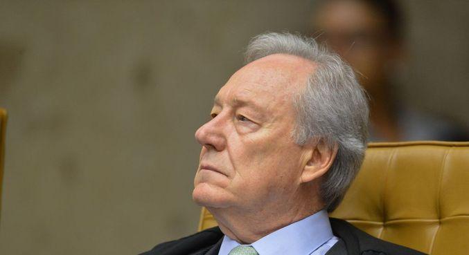 O ministro Ricardo Lewandowski, do do STF