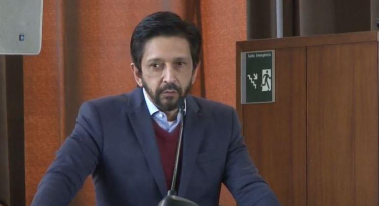 Ricardo Nunes (MDB) faz mudanças em cargos chaves para a prefeitura de SP