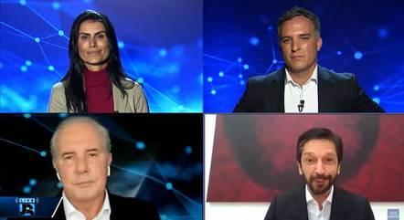 Nunes concedeu entrevista à Record TV nesta sexta