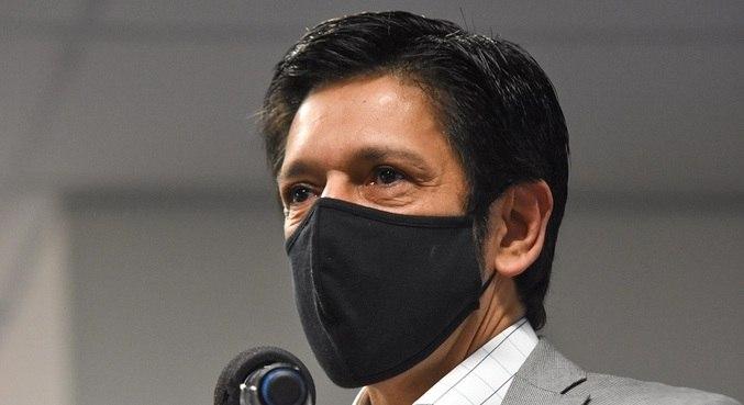 Ricardo Nunes foi alvo de críticas à campanha de Covas em 2020