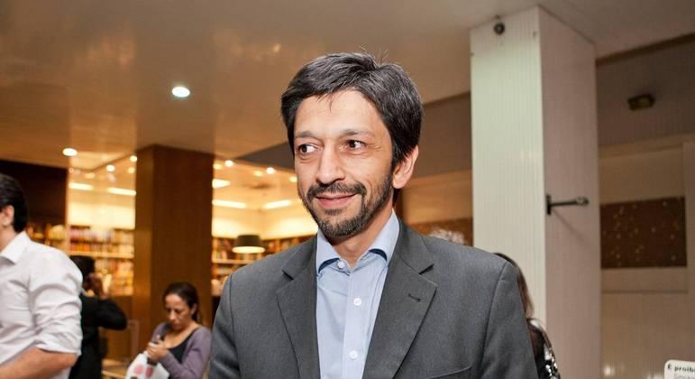 Ricardo Nunes, prefeito em exercício de São Paulo