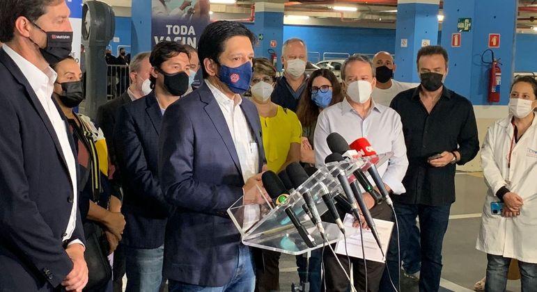 Prefeito Ricardo Nunes propõe rever IPTU, nova taxa do lixo e mudar Previdência